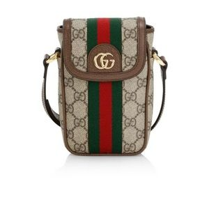 Gucci Ophidia GG Supreme Wallet